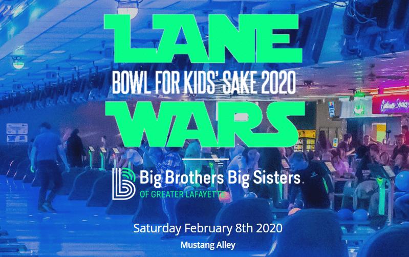 2020 Bowl For Kids' Sake