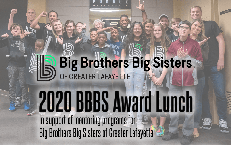 2020 BBBS Award Lunch