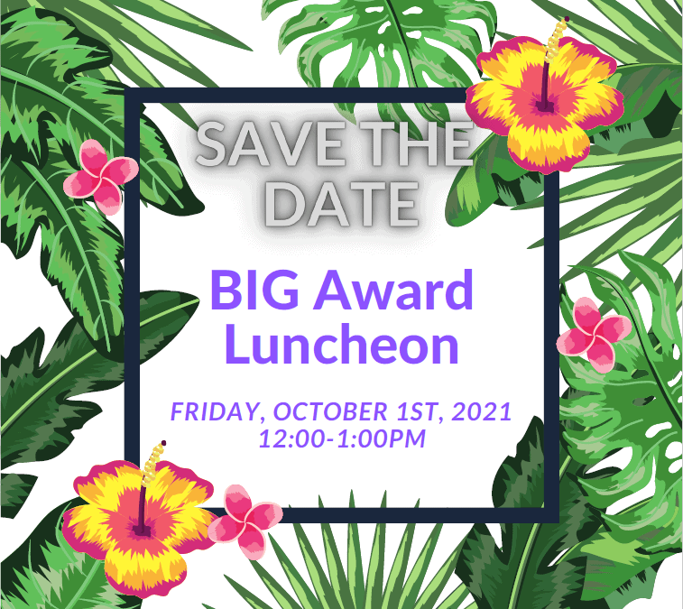 2021 Award Lunch